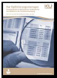 Der Optimierungsmanager. Kundenorientierte Methoden zur Verbesserung von Abläufen in der Patientenversorgung - Prozessmanagement und Prozessoptimierung im Krankenhaus